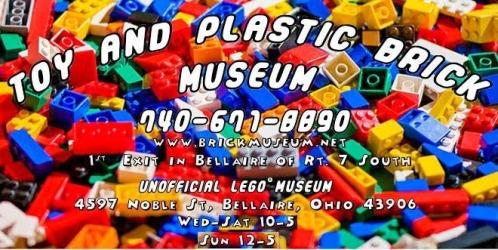 bellaire ohio unofficial lego museum
